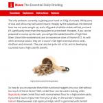 iNews article
