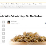 Food Republic (media) on Cricket Pasta