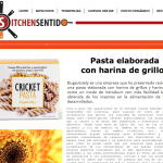 Kitchen Sentido (media) on Cricket Pasta