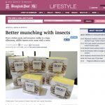 Bangkok Post edible insects Bugsolutely