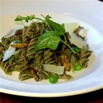 Seven Spoon Restaurant Bangkok - Cricket Pasta
