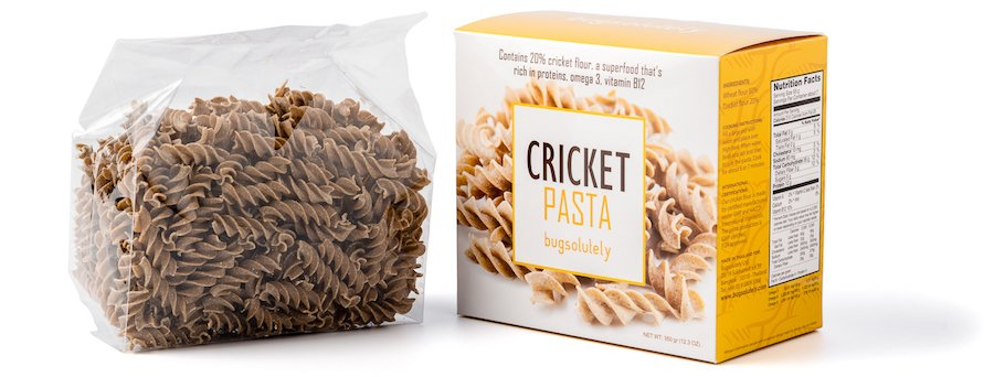 Cricket Pasta shop