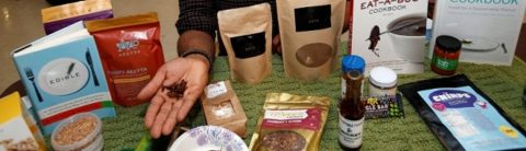 Edible insects: Let's look at what's on the menu