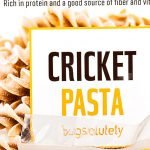 Bugsolutely - Cricket Pasta 7