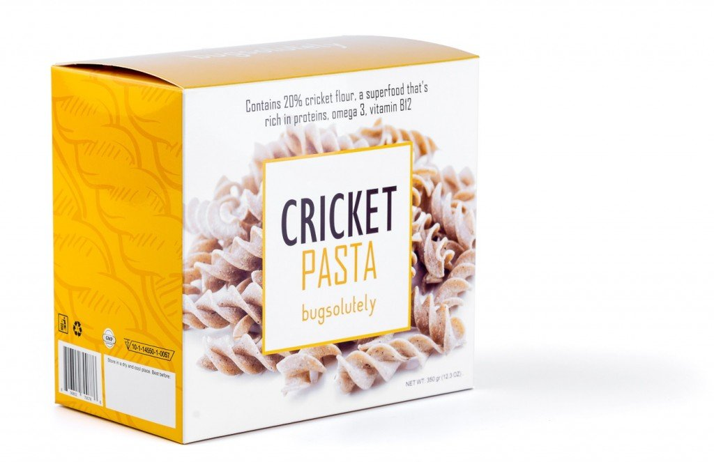cricket pasta small packet 3