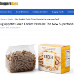ShopperBase on Cricket Pasta (Media)