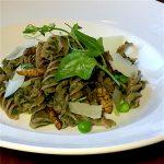 Seven Spoon Restaurant Bangkok - Cricket Pasta