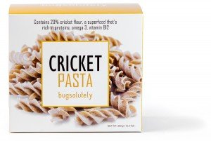 Cricket Pasta front