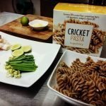 Bugs Cafe', Cricket Pasta