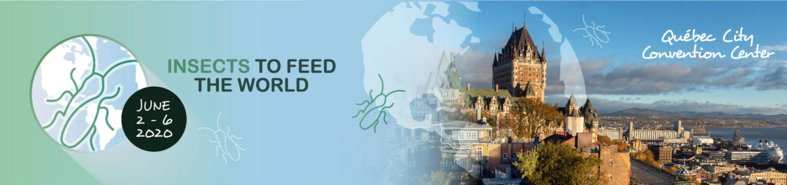 Insects to Feed the World 2020 (Canada)